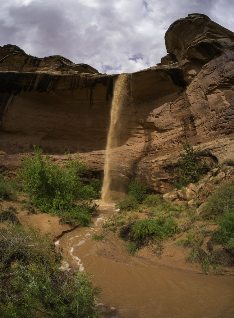 canyonlands flash flood 2