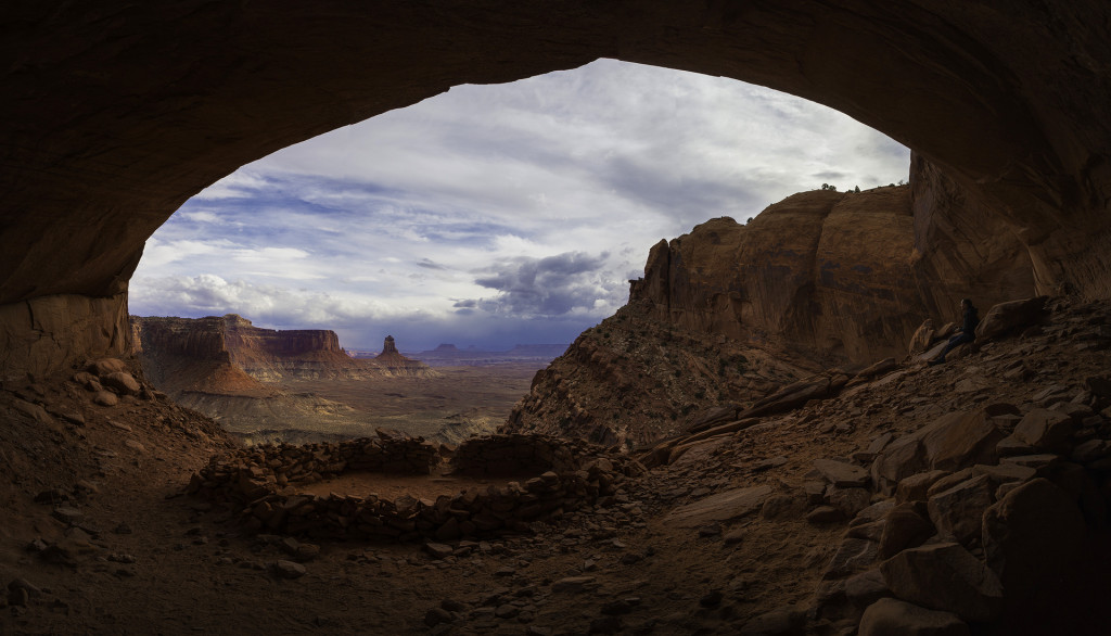 false kiva canyonlands 2