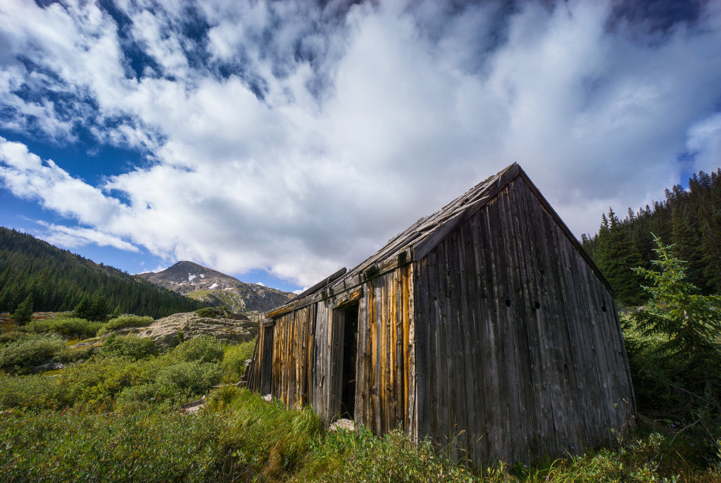 1739-holy cross wilderness-cross creek-miners cabin